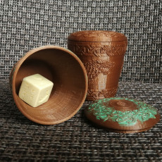Picture of print of GOT Stark Dice Cup Этот принт был загружен Kris Drab