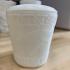 GOT Stark Dice Cup print image