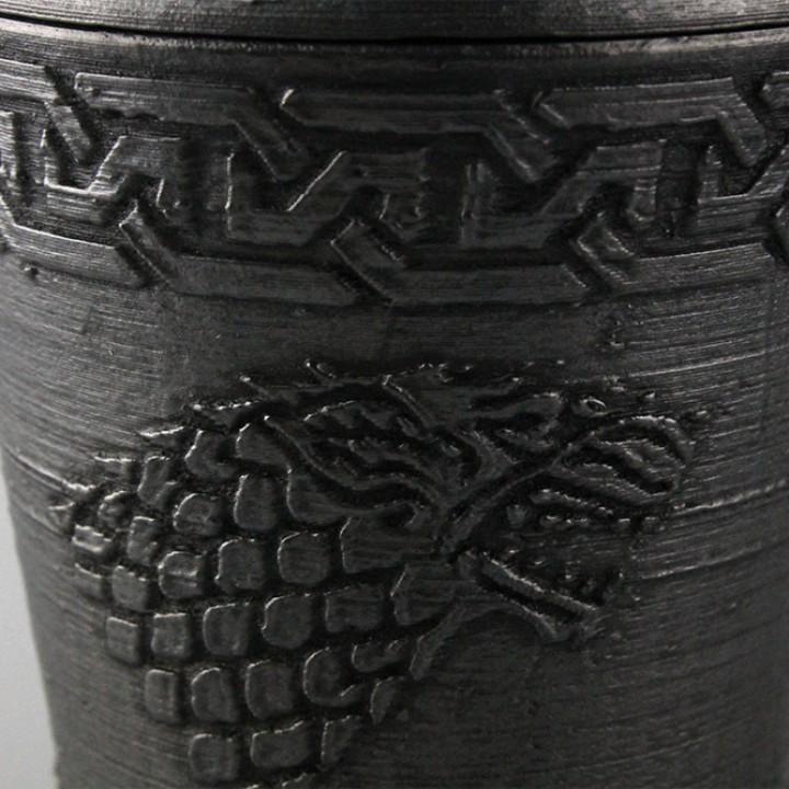 GOT Stark Dice Cup