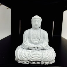 Picture of print of The Great Buddha at Kamakura, Japan 这个打印已上传 Tyler Shaw