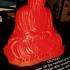 The Great Buddha at Kamakura, Japan print image