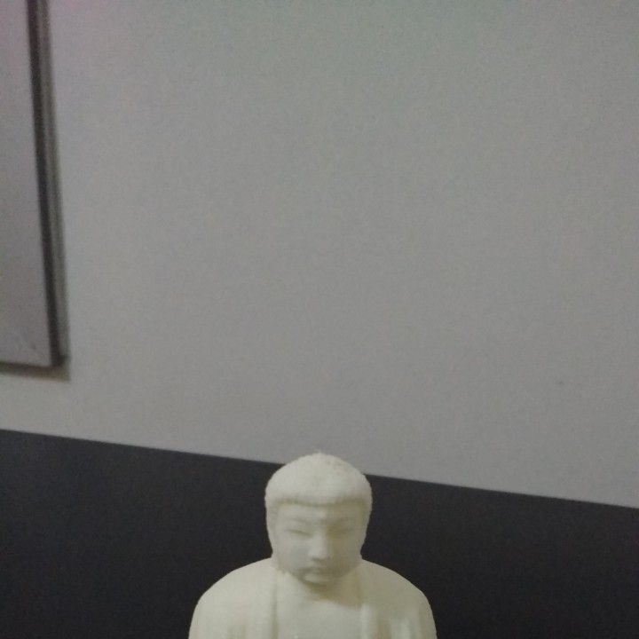 Picture of print of The Great Buddha at Kamakura, Japan This print has been uploaded by Flávio Celestino