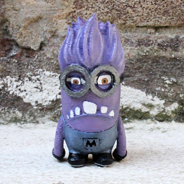 Angry Eril Minion