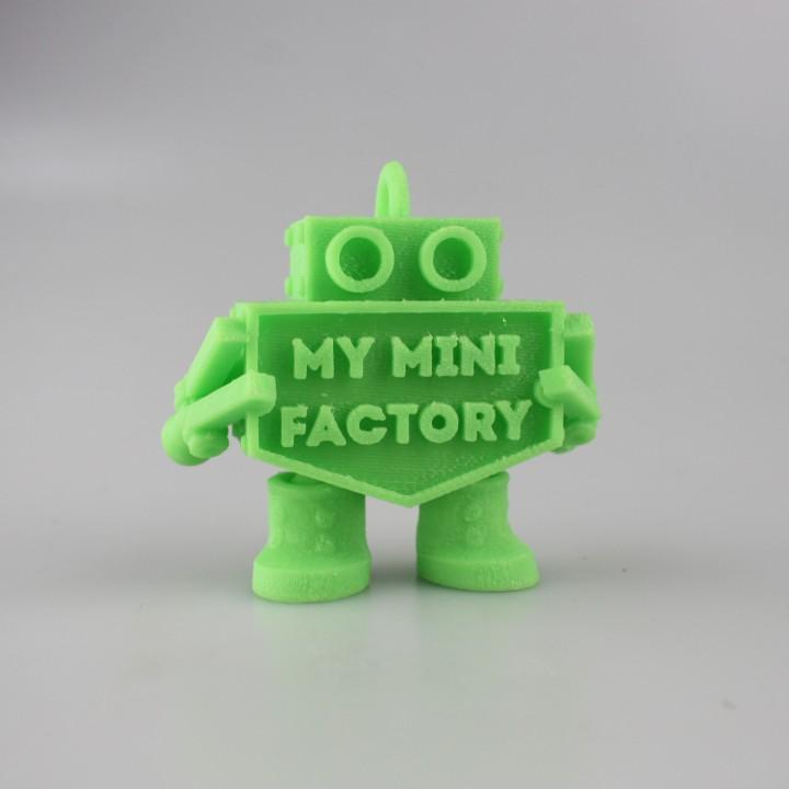 My Mini Factory Robot Child