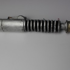 Picture of print of Detailed Sectioned Lightsaber