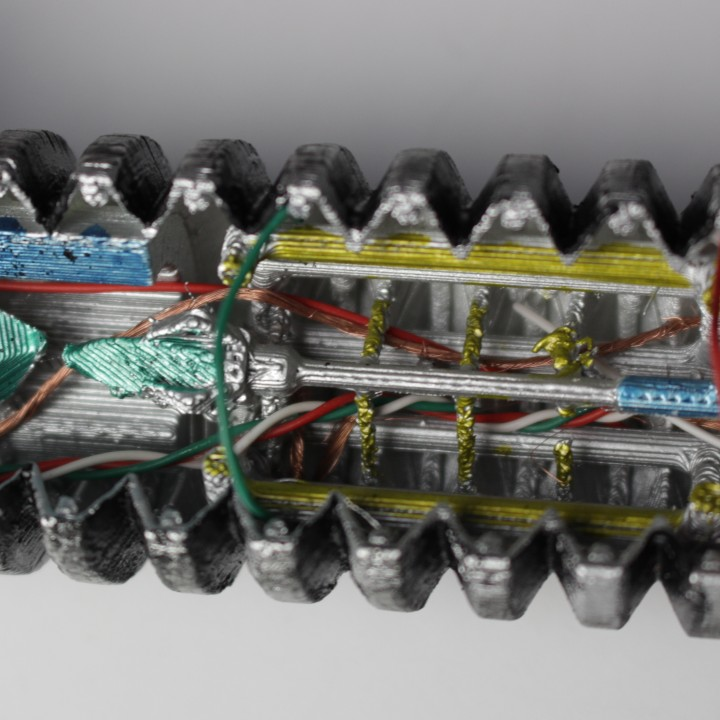Picture of print of Detailed Sectioned Lightsaber This print has been uploaded by Tomek Dymek