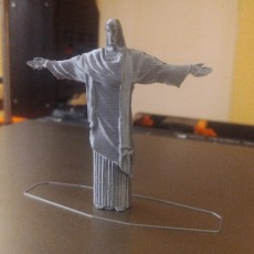 Picture of print of Christ the Redeemer in Rio de Janeiro, Brazil This print has been uploaded by Lennert