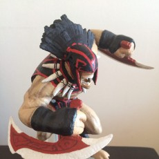 Picture of print of Dota 2 Bloodseeker
