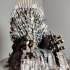 Game of Thrones - Iron Throne print image