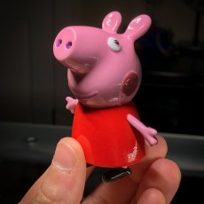 Picture of print of Peppa pig