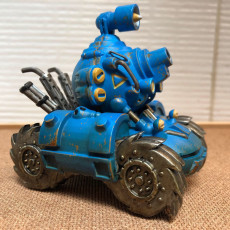 Picture of print of Metal Slug Tank SV-001