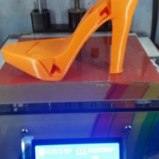 Picture of print of Aphrodite Shoes 这个打印已上传 Adrianna Wójcik