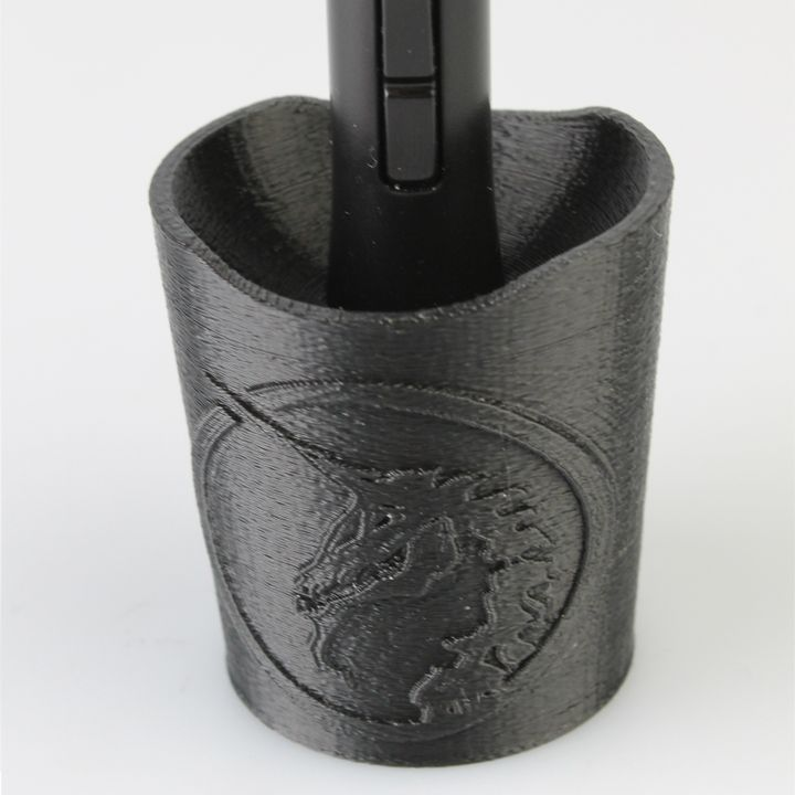 Trojan Horse was a Unicorn Branded Wacom Pen Holder