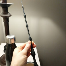 Picture of print of Elder Wand