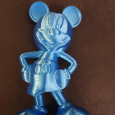 Picture of print of Mickey Mouse