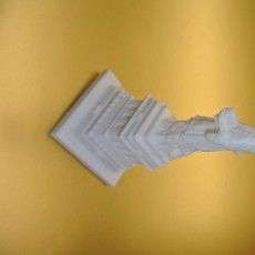 Picture of print of Statue of Liberty in Manhattan, New York Esta impresión fue cargada por 3d-print