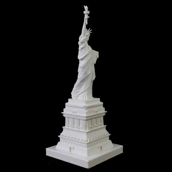 Statue of Liberty in Manhattan, New York