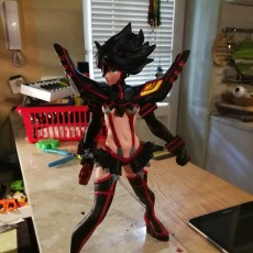 Picture of print of Kill la Kill - Senketsu Figurine