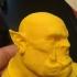 World of Warcraft - Garrosh Hellscream print image