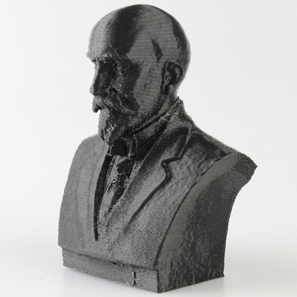 Georges Méliès Bust at the Père Lachaise Cemetery, Paris