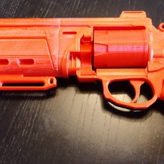 Picture of print of Duke MK. 44 Hand Cannon from Destiny