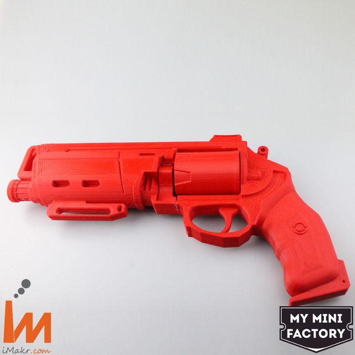 Duke MK. 44 Hand Cannon from Destiny