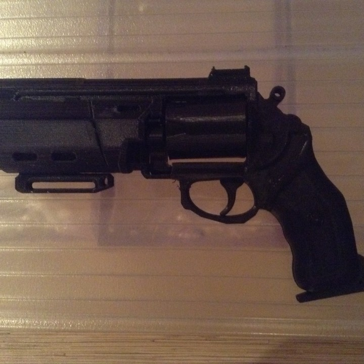 Picture of print of Duke MK. 44 Hand Cannon from Destiny This print has been uploaded by Victor Pons