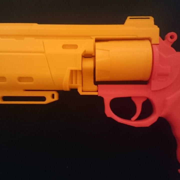 Picture of print of Duke MK. 44 Hand Cannon from Destiny This print has been uploaded by Darren Rowe