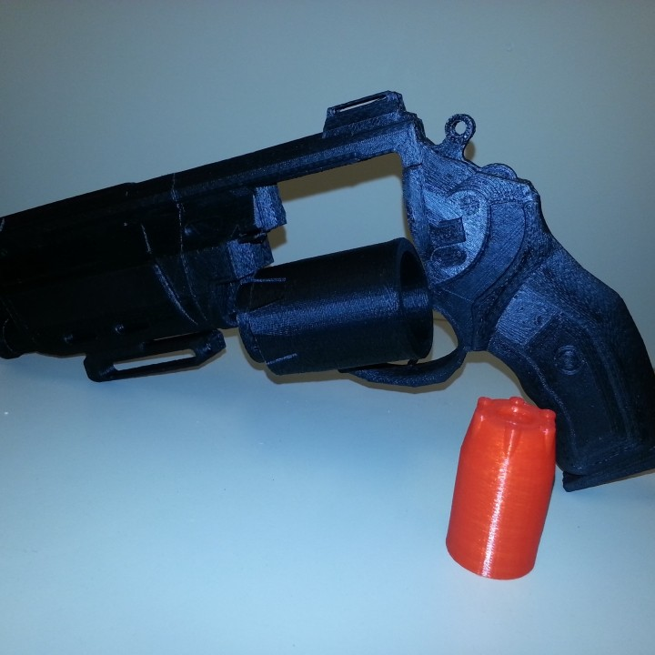 Picture of print of Duke MK. 44 Hand Cannon from Destiny This print has been uploaded by pmaker