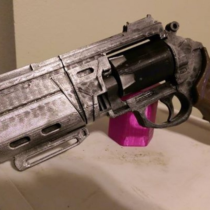 Picture of print of Duke MK. 44 Hand Cannon from Destiny This print has been uploaded by Vector Customs