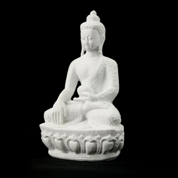 Medicine Buddha at The Houston Museum of Natural Science, USA