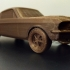 1967 Shelby Mustang print image