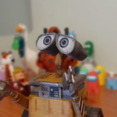Picture of print of WALL-E Esta impresión fue cargada por S-king Smile And Go