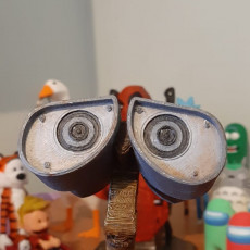 Picture of print of WALL-E