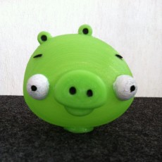 Picture of print of 3D printing for Charity- Angry Birds Piggy Bank
