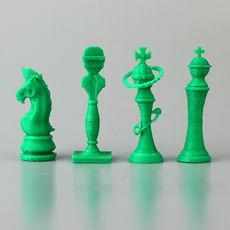 Neoclassical Chess Set