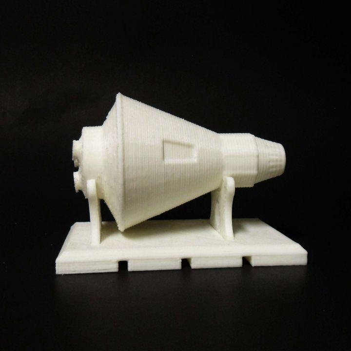 Friendship 7 Shuttle - Mercury-Atlas 6