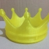 Crown print image