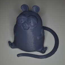 Picture of print of Flexi Fat Mouse