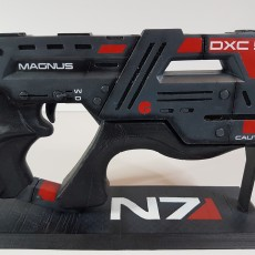 Picture of print of Mass Effect Carnifex Hand Cannon