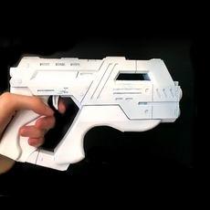Mass Effect Carnifex Hand Cannon
