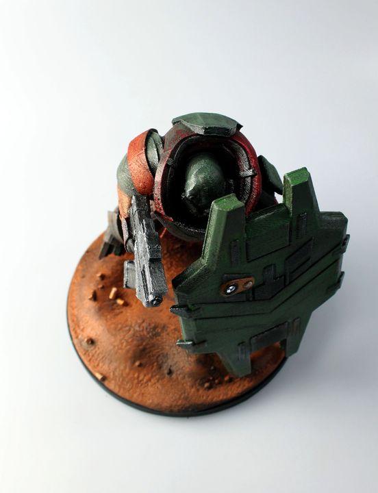 Destiny Cabal Phalanx