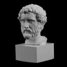 Antoninus Pius at the MET, New York