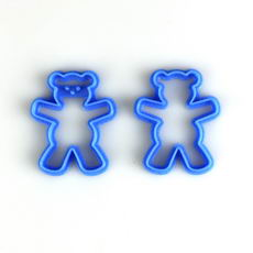 Bear Hug Cookie Cutter
