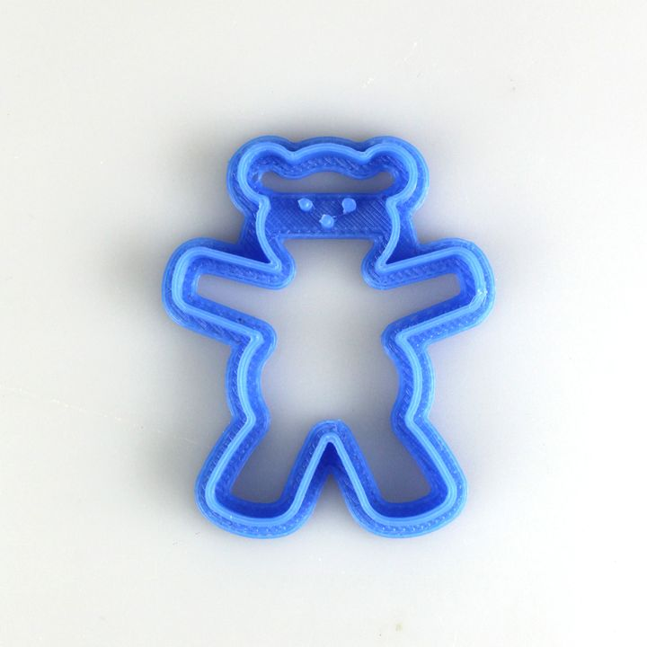 Bear Hug Cookie Cutter