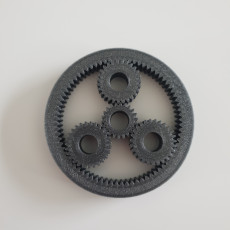 Picture of print of Planetary Gear Assembly