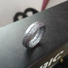 Picture of print of One Ring