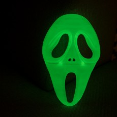 Picture of print of Scream / Ghost Face Mask (Full Size)