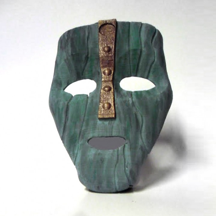 The Mask (Full Size)