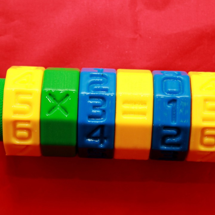 Picture of print of Math Spinner Toy This print has been uploaded by Ivan B